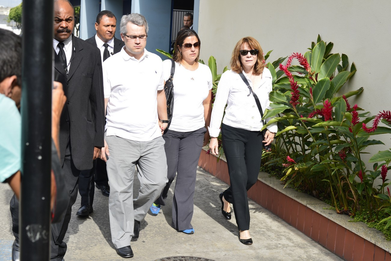 Renata Sorrah, ex-mulher de Marcos Paulo (Foto: André Muzell / Ag. News)
