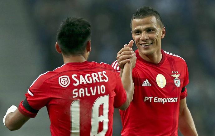 Lima gol Benfica (Foto: EFE)