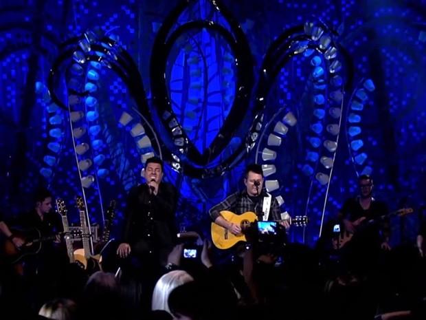 Show com  (Foto: Reprodução / Divulgação)