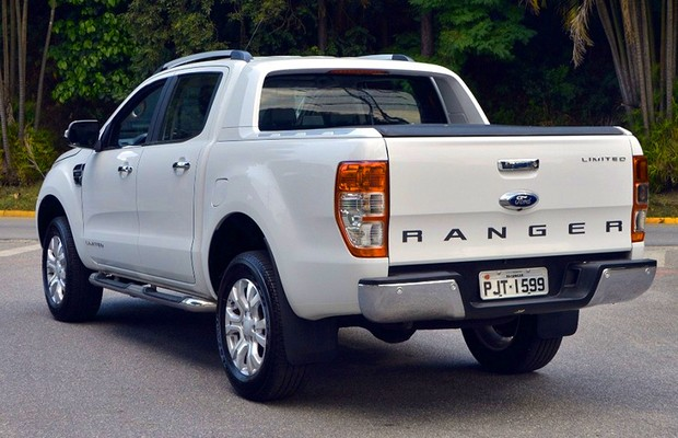 Ford Ranger Flex 2017 (Foto: Ford)