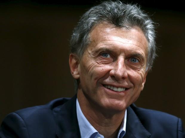 Crescimento de Macri é resultado de crise política e econômica da Argentina, segundo analistas (Foto: Reuters/Enrique Marcarian)