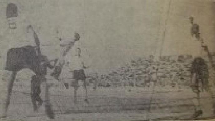campinense 100 anos, Campinense x treze, time de 1964 (Foto: Acervo / Campinense Clube)