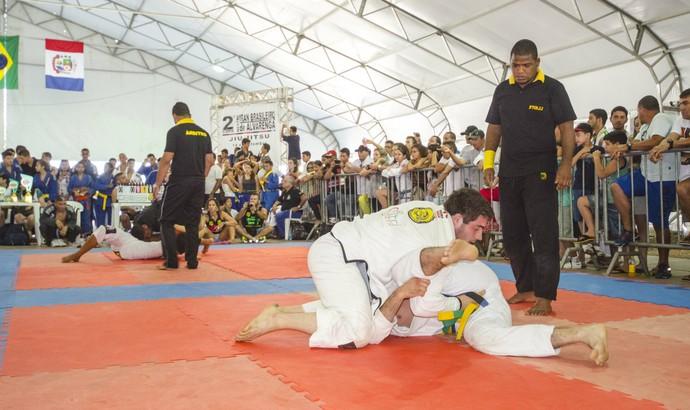 Competição aconteceu no domingo, em Paraty (Foto: Divulgação/Prefeitura de Paraty)