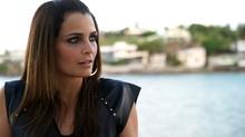 Fernanda Motta diz que não é neurótica com o corpo (Domingão do Faustão / TV Globo)