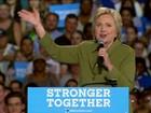 Convenção dos democratas que deve indicar Hillary começa nesta 2ª
