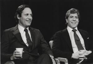Jornalistas que desvendaram o caso Watergate (Foto: Divulgação)