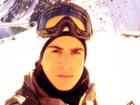 Enzo Celulari posa encasacado em dia de esquí no Chile: 'Muita neve'