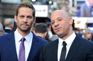 Paul Walker e Vin Diesel (Foto: Getty Images/Agência)