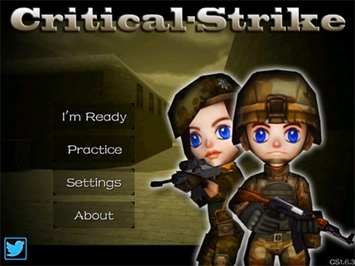 Critical Strike Online apresenta visual caricato, mas boa jogabilidade (Foto: Divulgação/Yunfeng Wang)