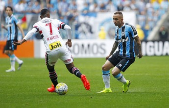 Campanha na Libertadores iludiu a torcida do São Paulo, diz Roger Flores