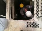 Homem morre após cair em silo de milho (Corpo de Bombeiros)