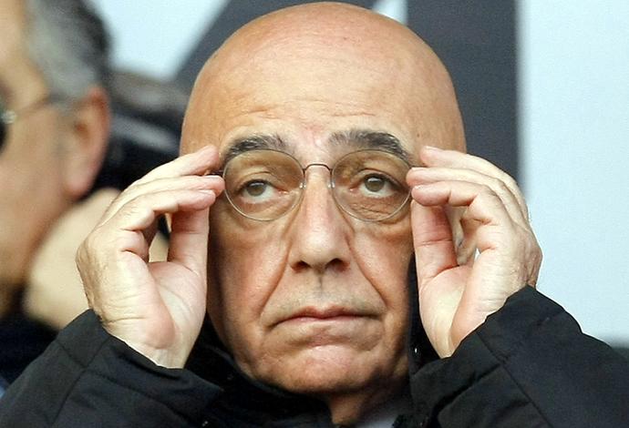 Adriano Galliani Milan (Foto: Reuters)