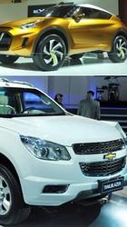 FOTOS: veja SUVs do salão (G1)