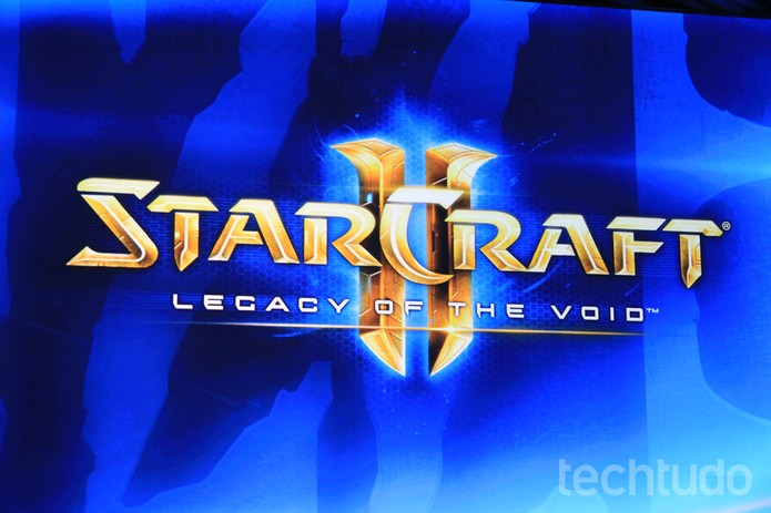 StarCraft 2: Legacy of the Void (Foto: Anna Kellen / TechTudo)