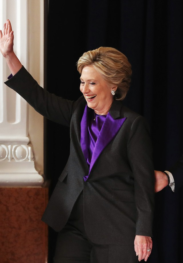 Hillary Clinton (Foto: Getty Images)