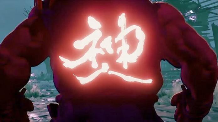 Street Fighter 5 irá ganhar o clássico personagem Akuma através de DLC (Foto: Reprodução/Shoryuken)