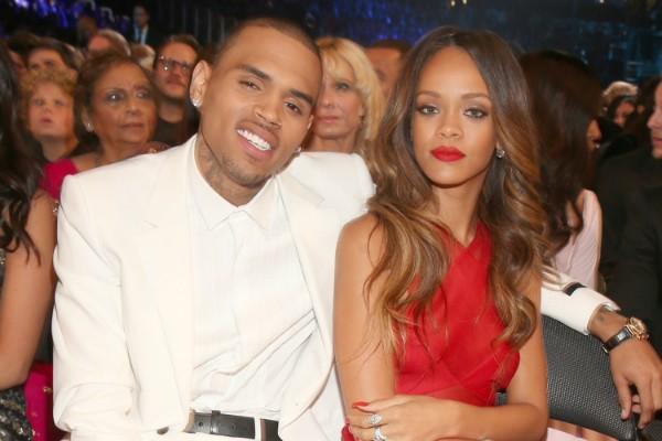 Chris Brown e Rihanna (Foto: Getty Images)