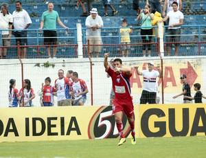 Guaratinguetá 1 x 0 Vitória no Dario Rodrigues Leite (Foto: Comunicação Guaratinguetá Futebol/ Divulgação)