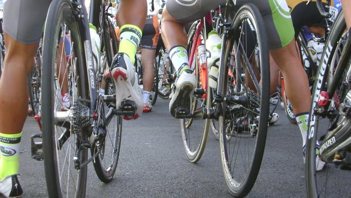 Volta Ciclística de São Paulo - 2ª etapa - largada em Bauru (Foto: Alan Schneider/Globoesporte.com)