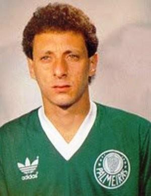 Edu Marangon no Palmeiras (Foto: Arquivo Pessoal)