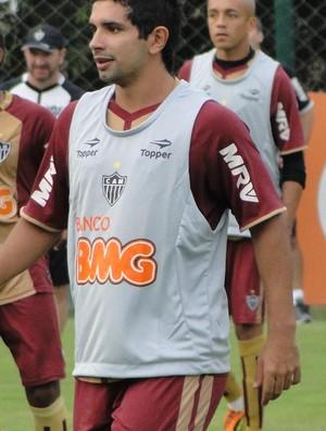 Guilherme treino Atlético-MG (Foto: Léo Simonini / Globoesporte.com)