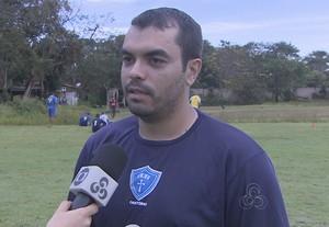 Oratório; Futebol; Amapá (Foto: Reprodução/TV Amapá)