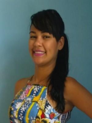 Cabo da Marinha e modelo foi assassinada  (Foto: Reprodução/TV Globo)