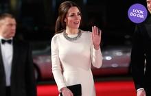 Look do dia: Kate Middleton brilha em première em Londres