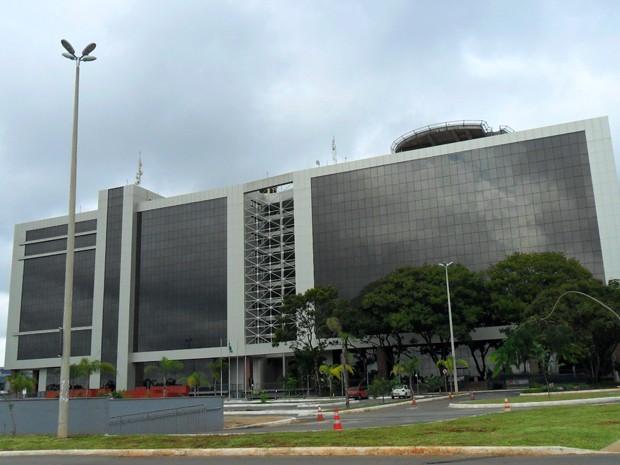 Prédio do Ministério Público do Distrito Federal (Foto: Raquel Morais/G1)
