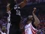 Defesa funciona, Aldridge desperta, e Spurs viram série contra os Rockets