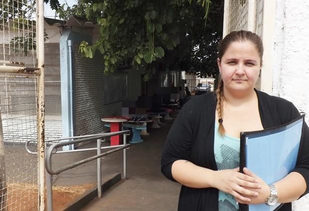 Bruna agora tenta mestrado com tema relacionado à fobia de pessoas gordas (Foto: Marcos Lavezo / TV TEM)
