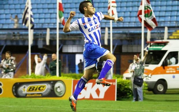 Avaí x Bragantino (Foto: Jamira Furlani/Avaí FC)