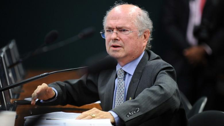 O deputado Alfredo Kaefer (PSL / PR) (Foto: Gabriela Korossy / Câmara dos Deputados)