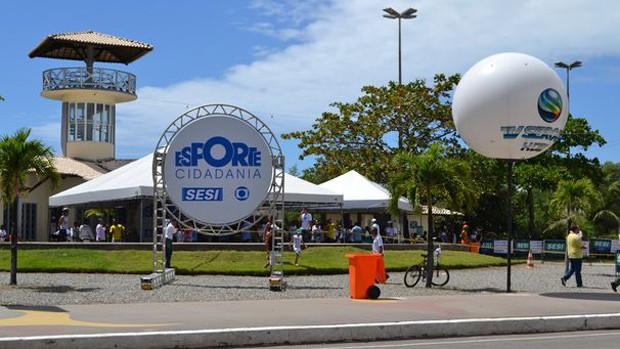 Sergipe recebe Esporte Cidadania projeto que promove inclusão social (Divulgação)