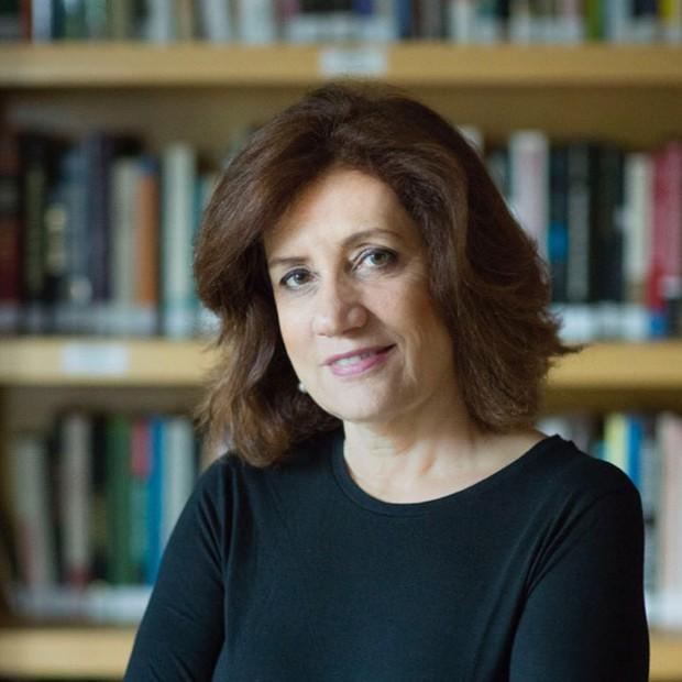 A jornalista Miriam Leitão está lançando o livro A Verdade é Teimosa (Foto: Leo Aversa/Divulgação)