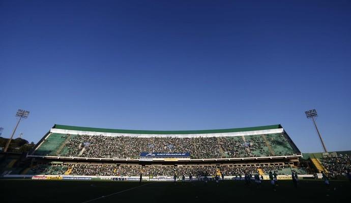 Brinco de Ouro, Guarani x Boa Esporte (Foto: Ari Ferreira/ GloboEsporte.com)