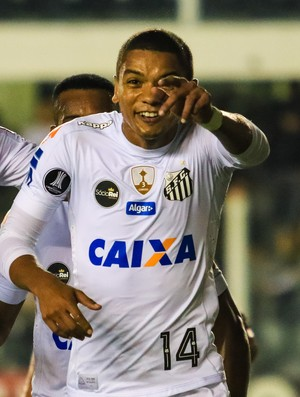 Santos x Sporting Cristal Braz