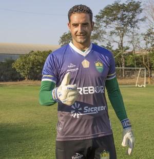 Willian Alves, Cuiabá (Foto: Assessoria/Cuiabá Esporte Clube)