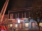 Incêndio atinge restaurante na Zona Sul de Porto Alegre na madrugada
