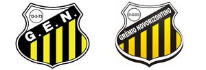 Escudos Novorizontino (Foto: GloboEsporte.com)