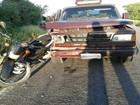 Motociclista morre depois de ser atropelado e arrastado por 20 metros
