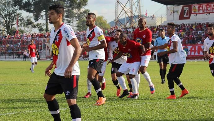Sueliton Joinville (Foto: Greik Pacheco/Inter de Lages)