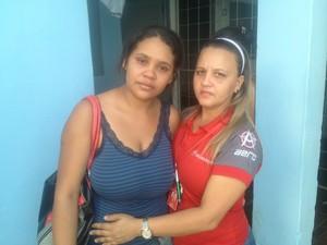 Irmã da vítima, Marilene Batista da Silva, diz que o irmão era uma pessoa muito querida por todos (Foto: Monique Almeida/G1)