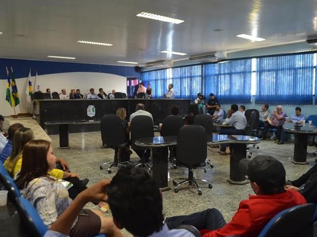 Governo pretende desburocratizar a utilização dos recursos (Foto: Pâmela Fernandes/G1)