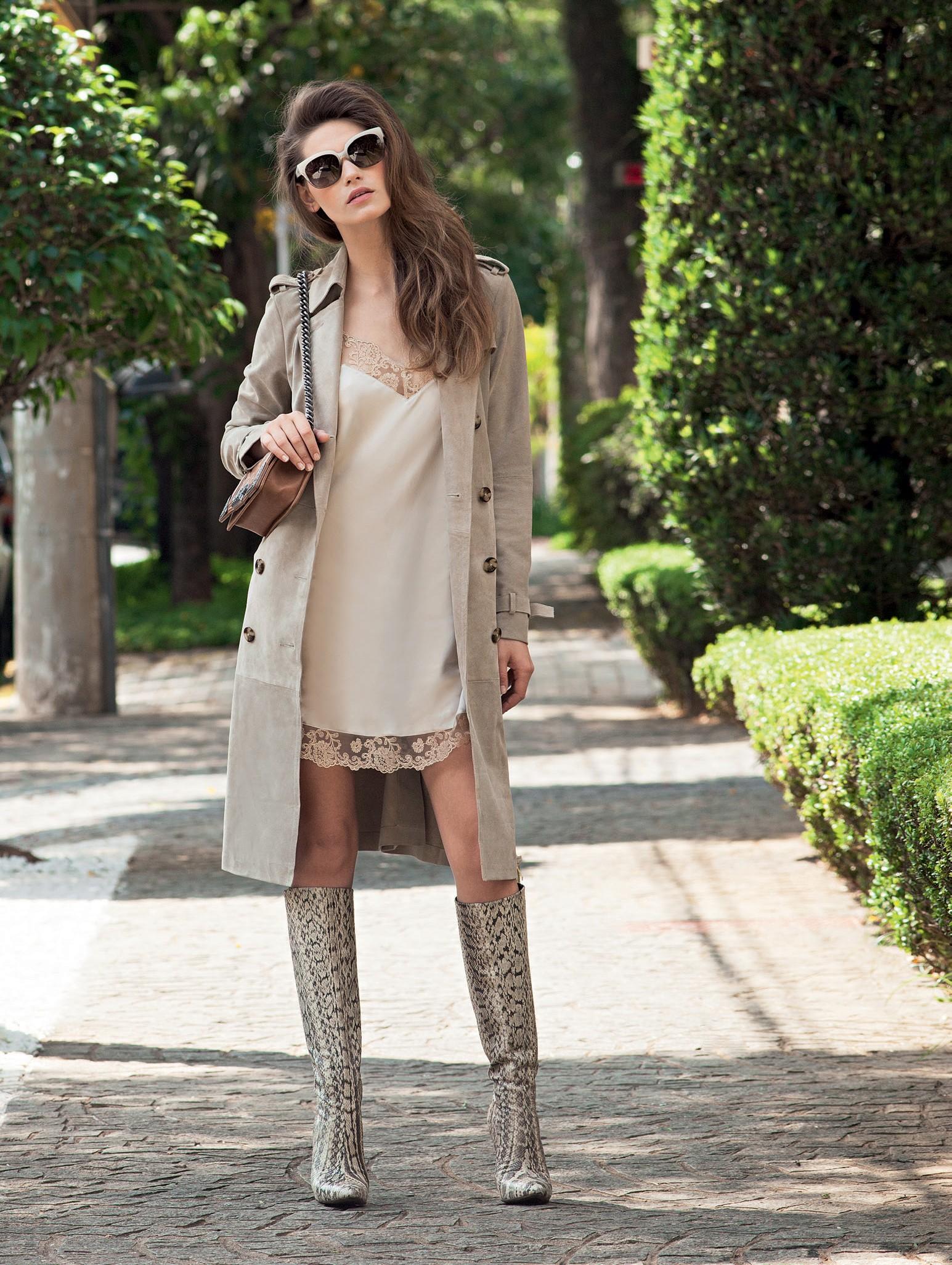 Camisola nas ruas já! Vogue mostra como apostar na tendência nightwear