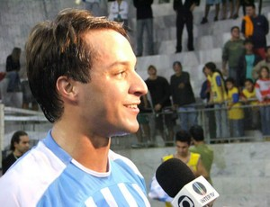 Tiguinho, ex-jogador do Cabo Frio futsal (Foto: Reprodução Intertv)