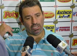 Guilherme Alves, técnico do Novorizontino (Foto: Divulgação / Grêmio Novorizontino)