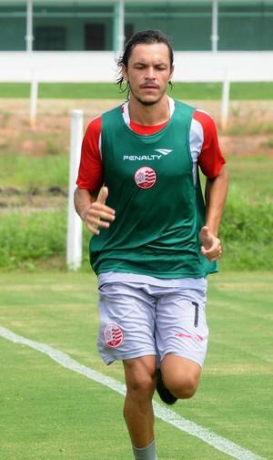 jackson yuri náutico (Foto: Aldo Carneiro / Pernambuco Press)