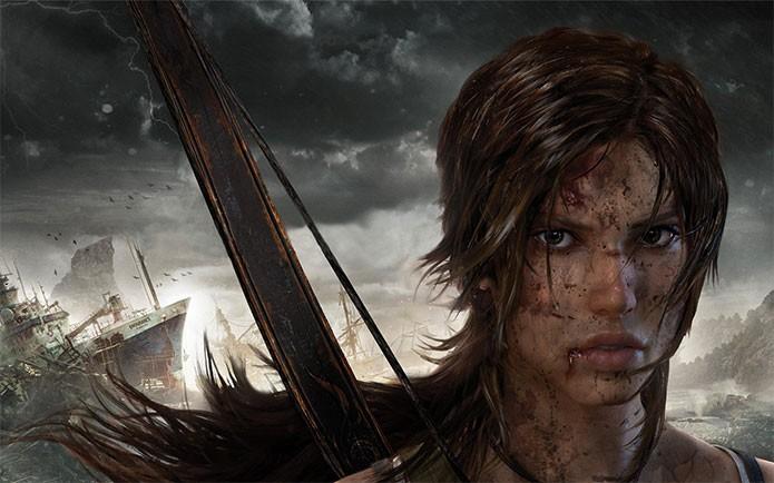Toma Raider está entre um dos melhores jogos do XBox 360 (Foto: Divulgação)