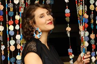 Lívia Camargo  (Foto: Celso Tavares/EGO)